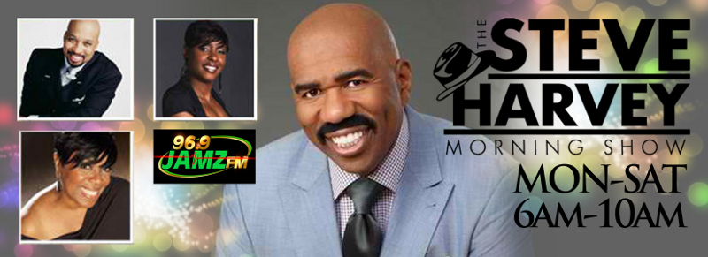 catch up on what you might have missed from steve harvey and his crew